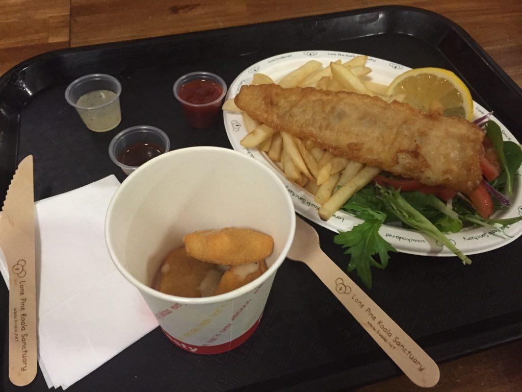 ローン・パイン・コアラ・サンクチュアリ レストラン