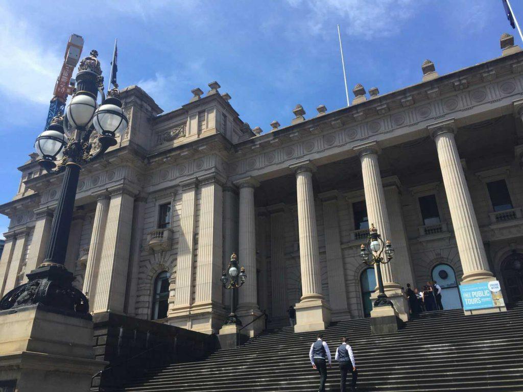 ヴィクトリア州議事堂