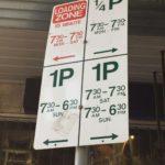 オーストラリアで違反切符切られた!駐車の標識正しく理解できてるかチェック!