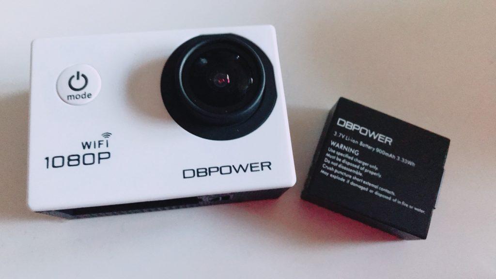 dbpower 1080p ex5000