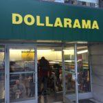 カナダでダイソー的存在DOLLARAMAを検証!ダララマは100均?他のおすすめ店は?