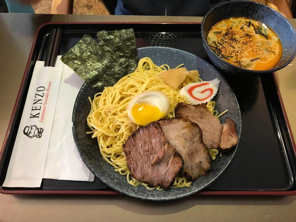 kenzoラーメン