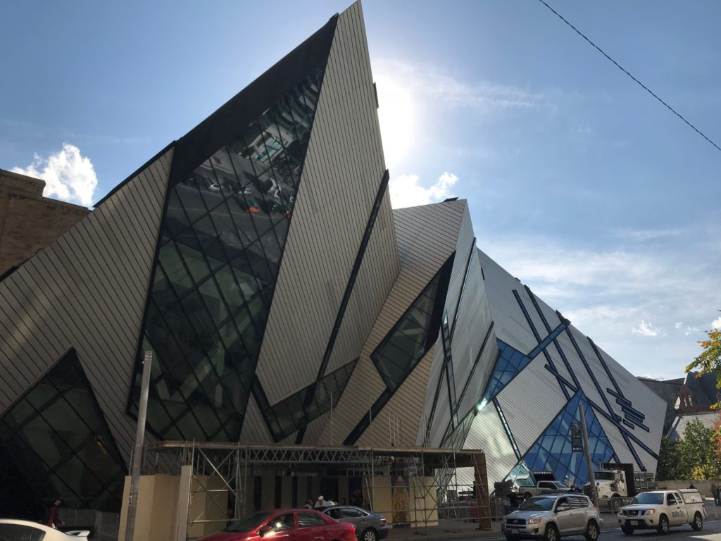 ロイヤルオンタリオミュージアム